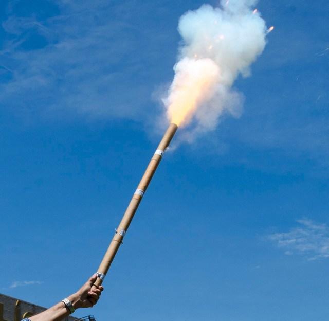 Ministério Público recomenda que fogos de artifício não sejam usados em eventos políticos, em Santa Cruz do Capibaribe