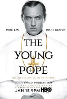 The Young Pope (2017) - Poster'