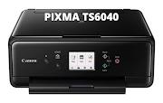 Canon PIXMA TS 6040 Driver Softwar Free Download
