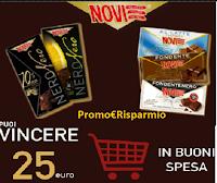 """Concorso """"Vinci con Novi"""" : in palio 440 buoni spesa da 25 euro! Come partecipare"""