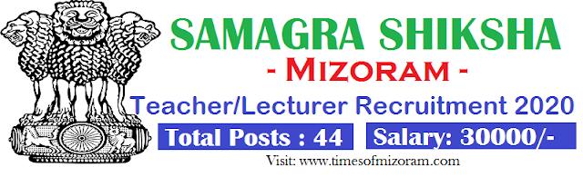 Mizoram Samagra Shiksha