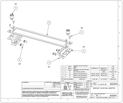 Methods of Illustration Aircraft Drawings