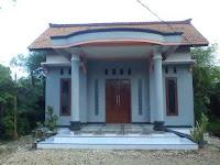 Teras Rumah Minimalis Di Kampung
