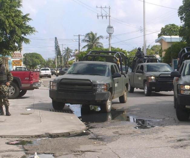 Cimbra a Victoria feroz narcoguerra; Oleada de atentados: reportan 5 ejecutados
