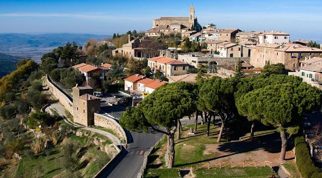 Onde ficar em Montalcino