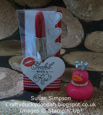 Stampin' Up! UK Independent Demonstrator Susan Simpson, Craftyduckydoodah!, Sealed with Love, Love Notes Framelits, Sweet & Sassy Framelits Dies, Supplies available 24/7,