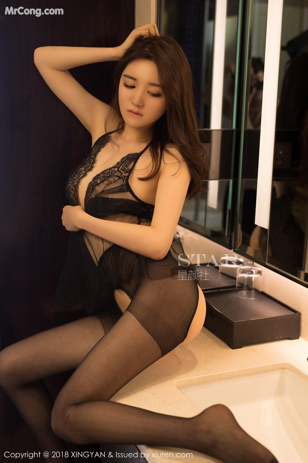 Image XingYan-Vol.100-Various-Models-MrCong.com-053 in post XingYan Vol.100: Various Models (102 ảnh)