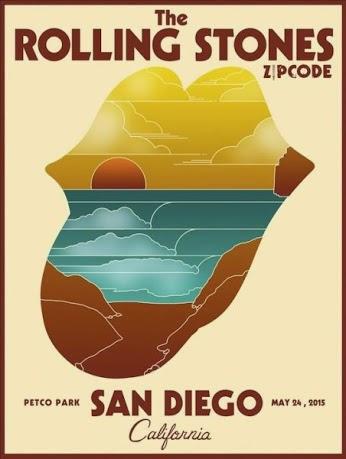 The Rolling Stones Zip Code Tour San Diego