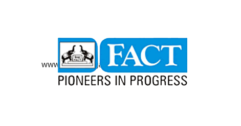 FACT Recruitment 2020-140 Technician, MT & Other Vacancies.
