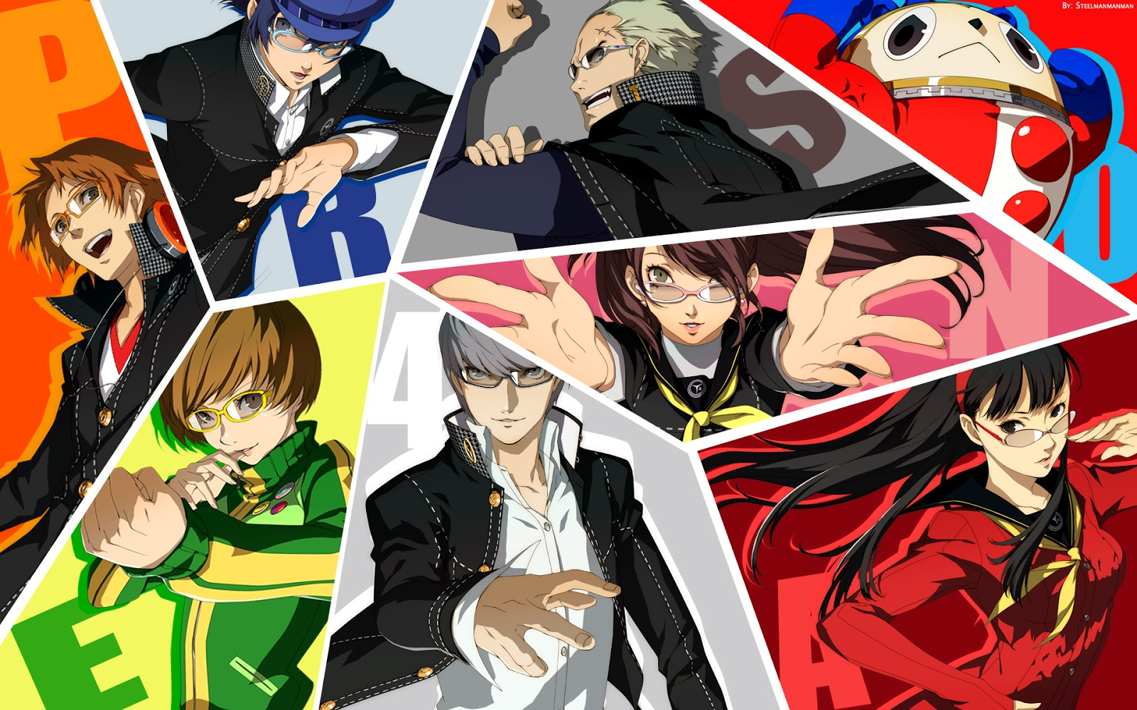 Persona 4 The Animation - Todos os Episódios