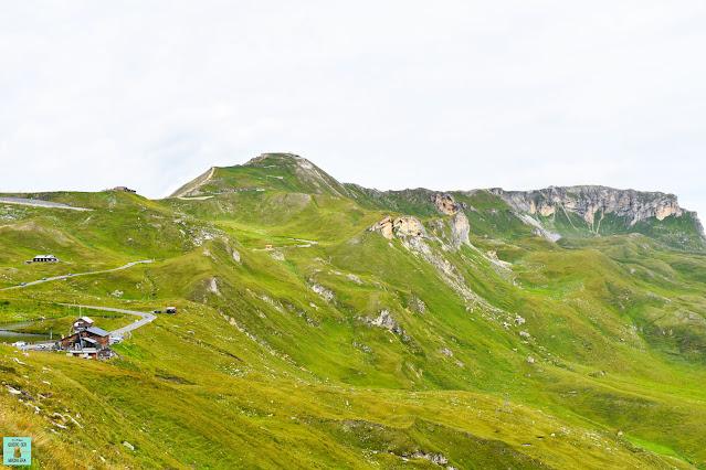 Edelweiss Spitze en la carretera del Grossglockner