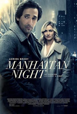Manhattan Nocturne Poster