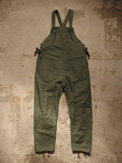 "FWK by Engineered Garments ""Overalls"" Fall/Winter 2016"