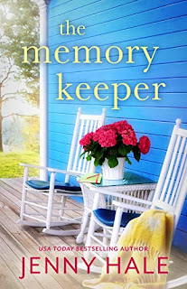 The Memory Keeper: A heartwarming, feel-good romance book promotion sites Jenny Hale