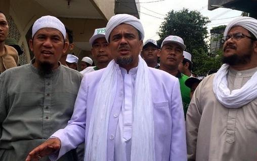 Jelang Reuni 212, Panitia Utus Munarman untuk Jemput Habib Rizieq