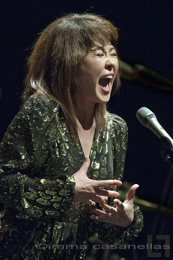 Youn Sun Nah, Centre Cultural Terrassa, 15-març-2019