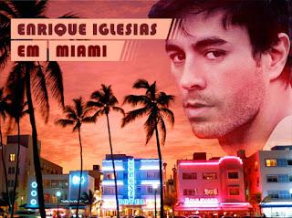 Concurso Enrique Iglesias em Miami - Mix FM