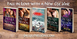 Jacqui Nelson - Fall in Love with a New Old West