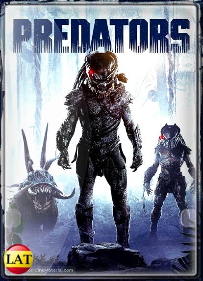 Depredadores (2010) DVDRIP LATINO