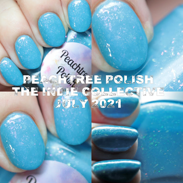 Peachtree Polish The Indie Collective July 2021