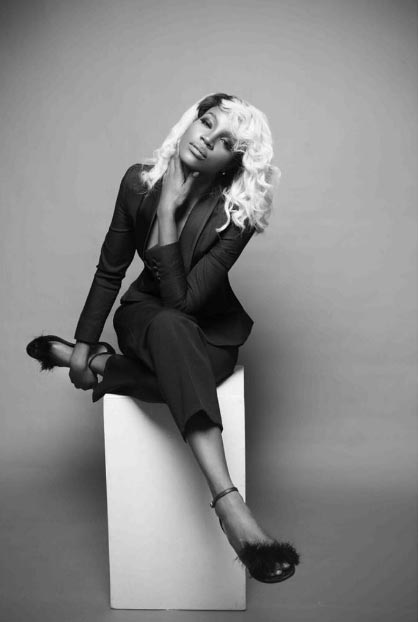 Singer Seyi Shay dazzles in new photos