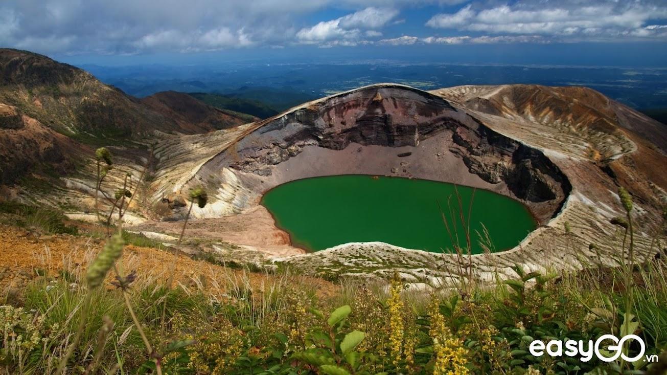 địa điểm du lịch tự nhiên ở Nhật Bản
