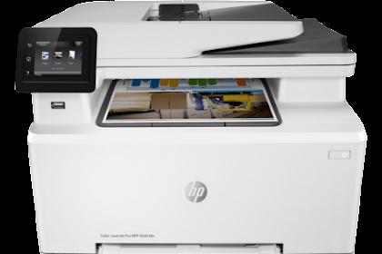 Download HP Color LaserJet Pro MFP M281fdn Driver Windows 10, Mac, Linux