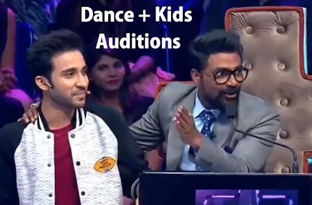 dance plus kids