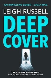 Book cover of Deep Cover by Leigh Russell
