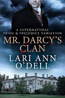 Book Cover: Mr Darcy's Clan by Lari Ann O'Dell