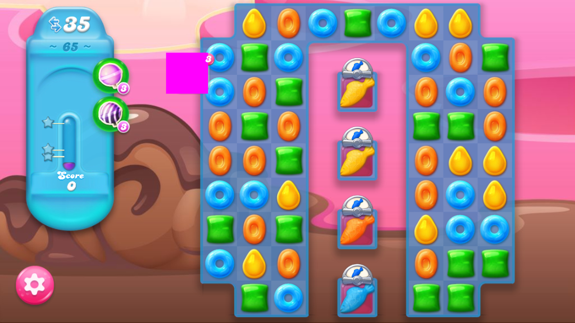 Candy Crush Jelly Saga 65