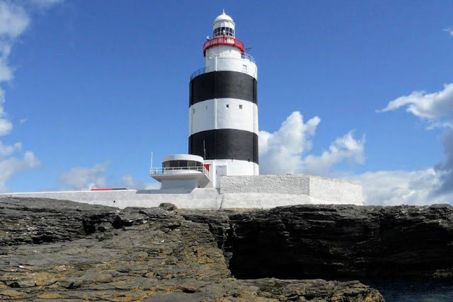 Waterford to Wexford drive: Hook Lighthouse