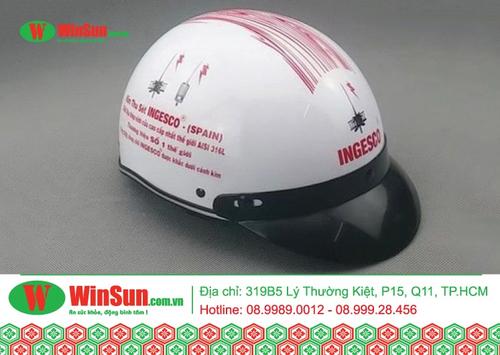Xưởng sản xuất mũ bảo hiểm uy tín, chất lượng tại TPHCM