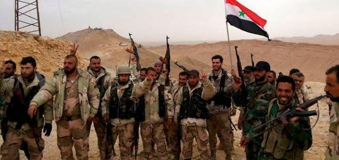 Сирийские войска освободили Пальмиру