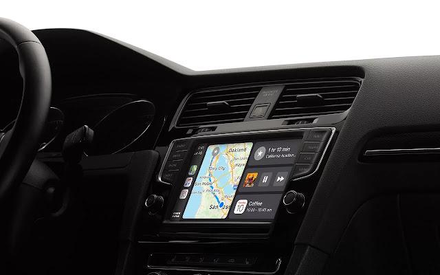 كيفية تغيير خلفية الشاشة ل CarPlay
