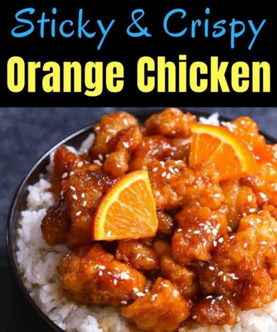 best orange chicken recipe panda express copy cat