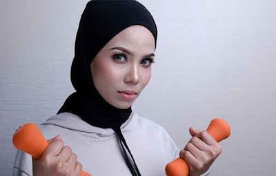 model kerudung untuk olahraga 4
