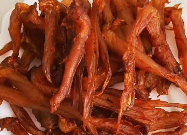 Вяленая курица в духовке: обалденная закуска в домашних условиях