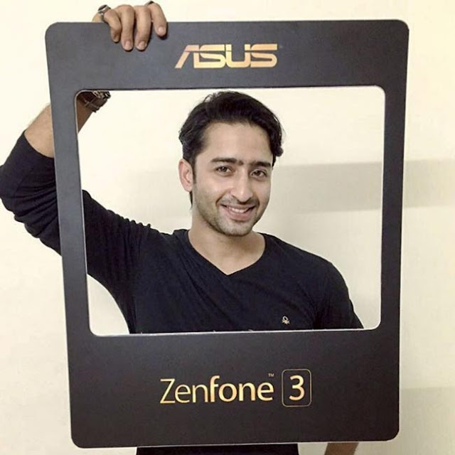 Shaheer Sheikh promotes Asus Zenfone 3 series smartphones - Actor Shaheer Sheikh promotes Asus Zenfone 3 series smartphones.