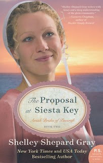 ReadAnExcerpt The Proposal at Siesta Key by Shelley Shepard Gray