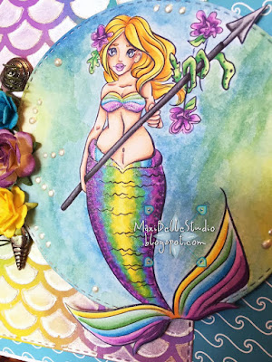 Saturated Canary (Krista Smith) Triton's Spear