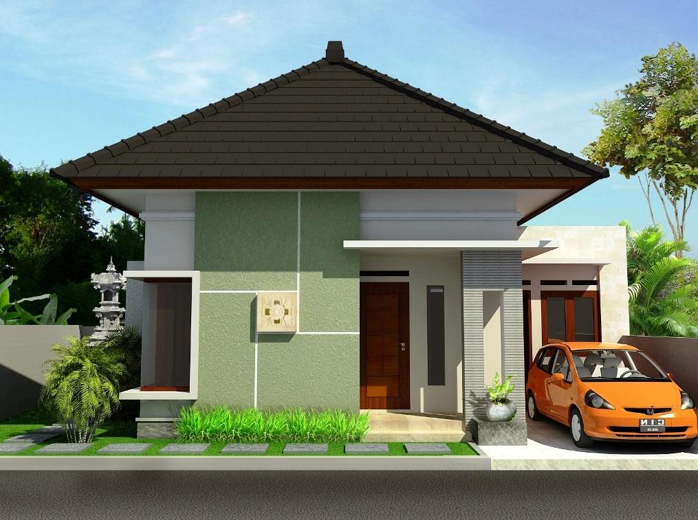 100 Model Dan Desain Rumah Minimalis