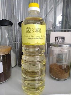 Minyak Goreng Kelapa GCV
