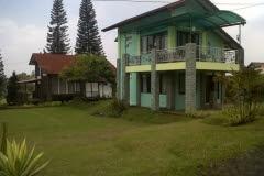 villa blok t no 4 istana bunga 2 kamar