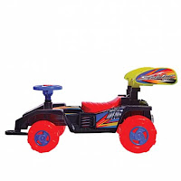 SHP SC583 Spider Cars Ride-on Car