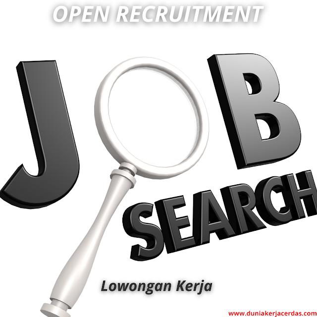Job Vacancy in Medan 2020