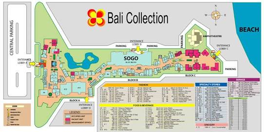 sitemap bali collection
