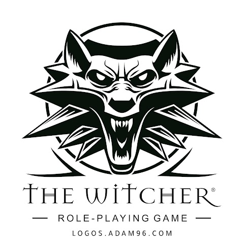 Download Logo Witcher PNG With High Quality
