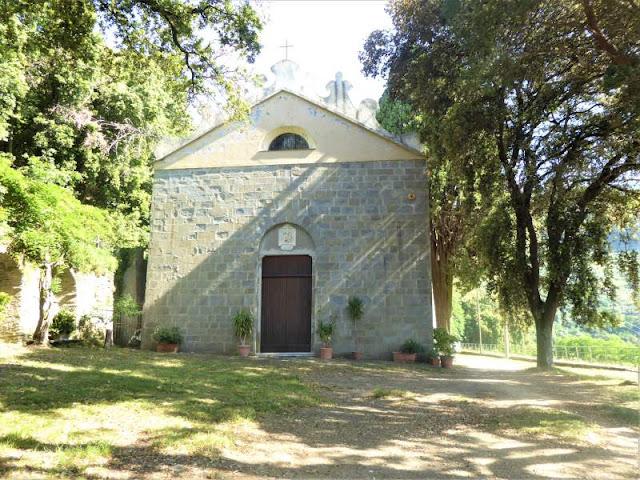 Santuario Nostra Signora Reggio Vernazza