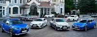 Lexus ürün gamı